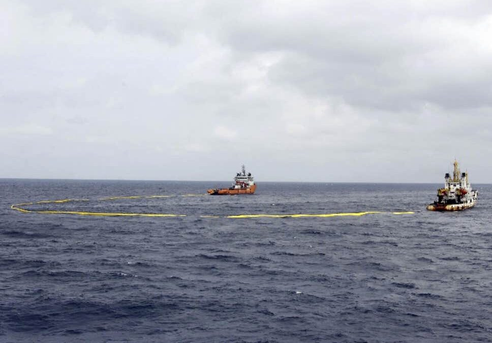 'Invisible' East China Sea oil spill contaminating Asia's richest fisheries