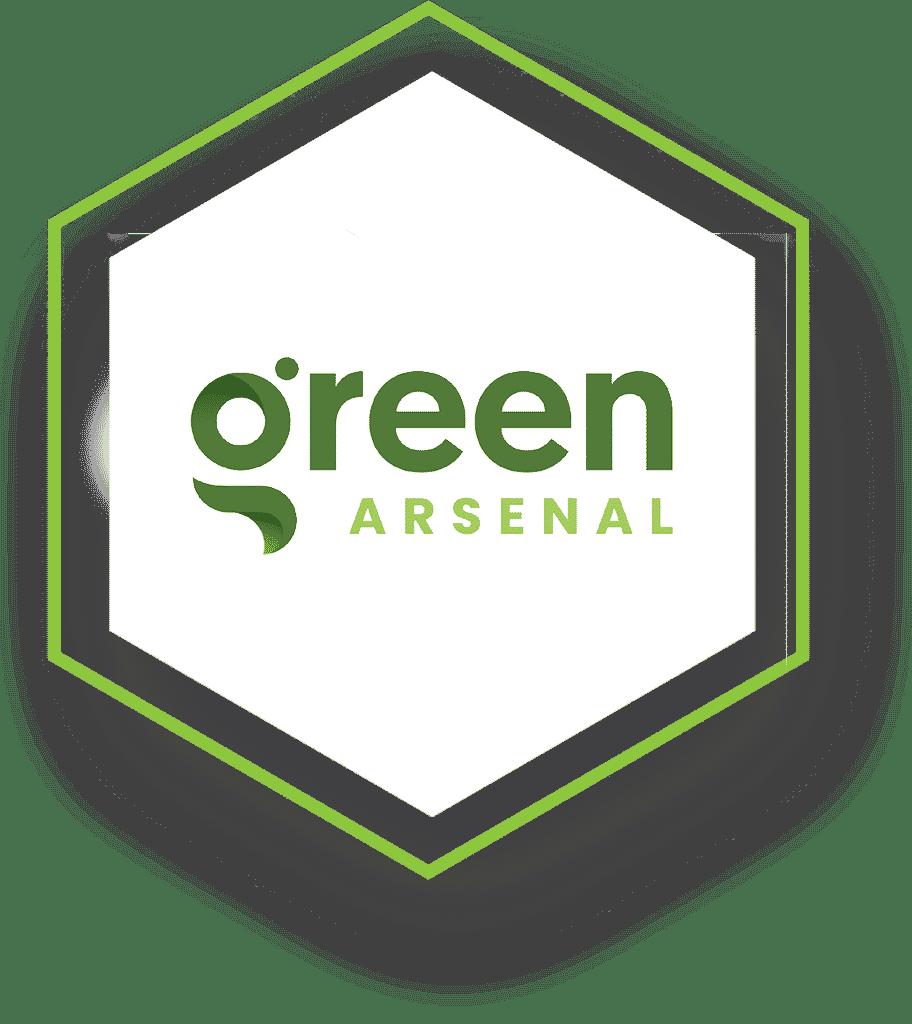 greenarsenal logo